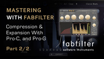 Fabfilter mastering compressiontips for proc plugin