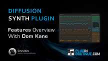 Pluginboutique sinevibes diffusion synth vst overview