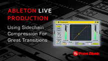 Pointblankonline ableton dj mixes sidechain compression