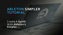 Simpler synth