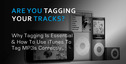 How to tag your tracks correctly with itunes