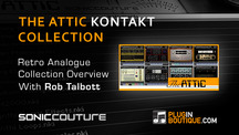 Pluginboutique soniccouture theattic overview