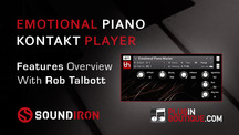 Pluginboutique soundiron emotional piano kontakt player overview