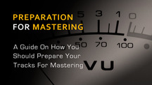 Preparation for mastering updated
