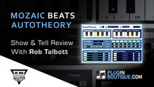 Pluginboutique mozaicbeats autotheory overview