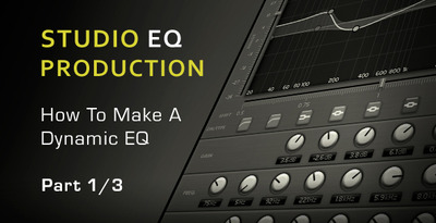 How To Make A Dynamic EQ in Reaper - Part 1/3