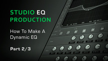 How to make dynamic eq part 2
