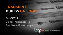 Quicktips make using transient builds on loops