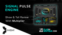Pluginboutique output signal overview