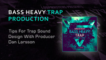 Bass heavy trap sound design tutorial