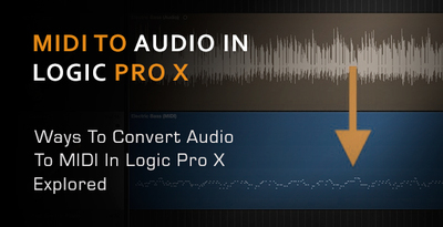 Understanding Audio-To-MIDI in Logic X