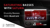Pluginboutique fabfilter saturn vst overview