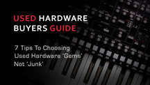 7 tips for choosing great used hardware