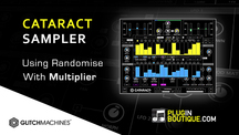 Pluginboutique glitchmachines cataract multiplier overview