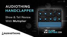 Pluginboutique audiothing handclapper multiplier overview