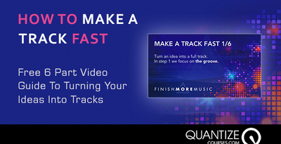 Quantize courses makeatrackfastseries