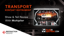 Pluginboutique ra transport multiplier overview
