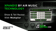 Pluginboutique air xpand2 multiplier overview