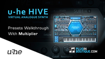 Pluginboutique uhe hive multiplier overview