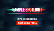 Samplespotlight drumandbass