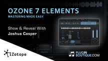 Pluginboutique ozone7elements show reveal