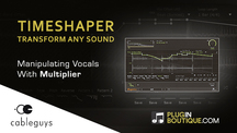 Pluginboutique m timeshaper overview