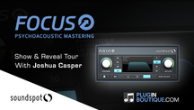 Pluginboutique soundspot focus overview