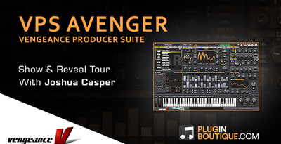 VPS Avenger Production Suite By Vengeance Sound - Show & Reveal