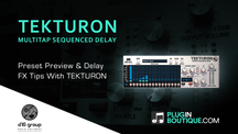 Pluginboutique jc tekturon overview