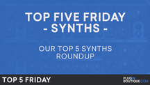 Pb top5friday softsynths