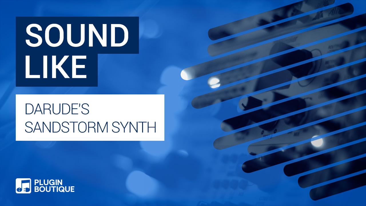 Sound Like - Darude Sandstorm - Xfer Serum Lead Synth Tutorial
