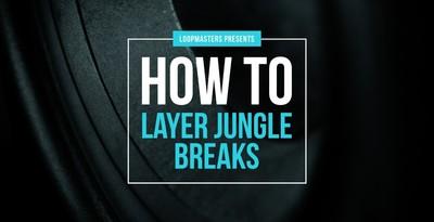 How To Make Jungle Breaks - A Drum & Bass, Jungle, Break Beat Tutorial