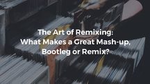 Loopcloud art of remixing