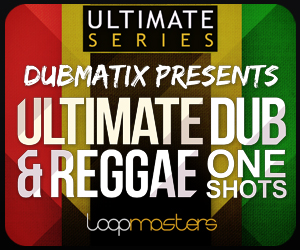 Lm ultimate dub   reggae one shots 300 x 250