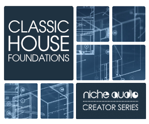 Niche creator series classic house foundations 300 x 250