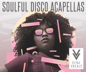 Vital vocals soulful disco acapellas 300 x 250
