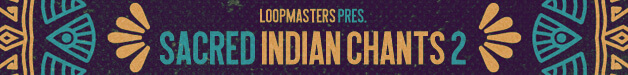 Royalty free vocal samples  hypnotic indian chant loops  female indian vocals  world music banner 628