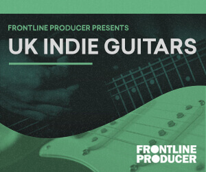 Loopmasters frontline uk indie guitars 300 x 250