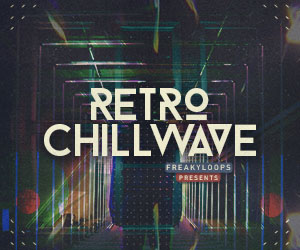 Loopmasters frk rcw retro chillwave 300x250