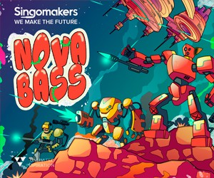 Loopmasters singomakers  nova bass 300 250