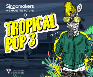 Loopmasters singomakers tropical pop 3 300 250