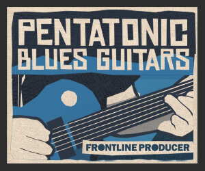 Loopmasters frontline pentatonic blues keys 300 x 250