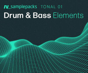 Loopmasters rv tonal 01 drum   bass elements 300 x 250