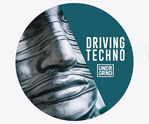 Loopmasters driving techno 300x250