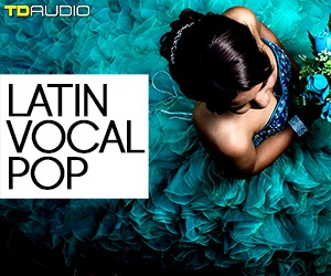 Loopmasters 5 latin vocal pop production kits moombhaton vocals spanish vocals drums bass synths one shots 300 x 250