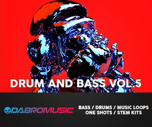 Loopmasters dabromusic drum and bass vol5 samples 300 250
