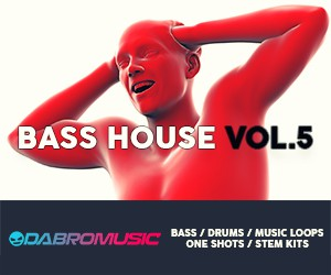 Loopmasters dabromusic bass house vol5 samples 300 250