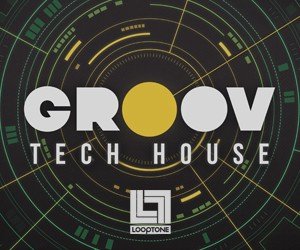 Loopmasters looptone groov tech house 300 x 250