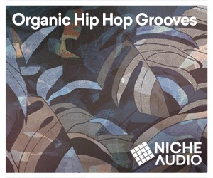 Loopmasters niche organic hip hop grooves 300 x 250