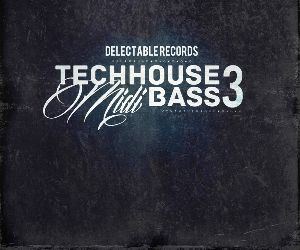 Techhouse bass midi 3 300